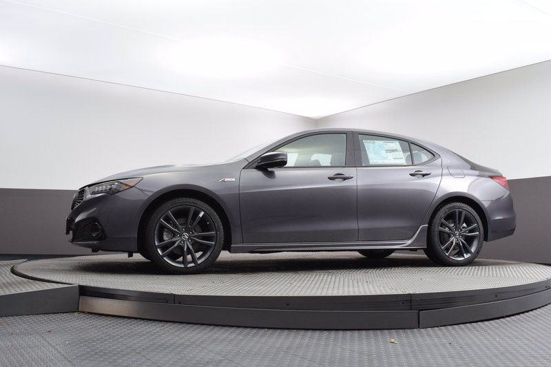 New 2019 Acura TLX 3.5 V-6 9-AT SH-AWD with A-SPEC RED