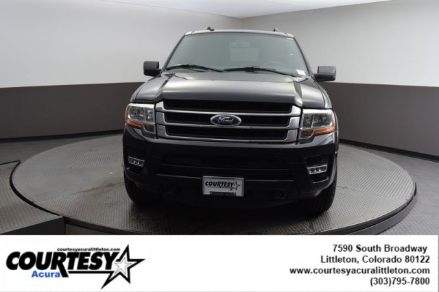 Pre-Owned 2016 Ford Expedition EL XLT