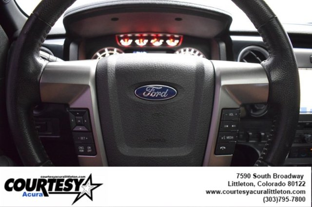Pre-Owned 2012 Ford F-150 Harley-Davidson