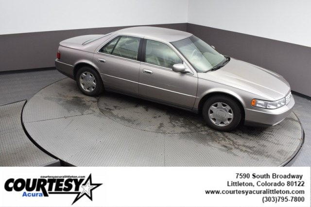 Pre-Owned 1998 Cadillac Seville SLS