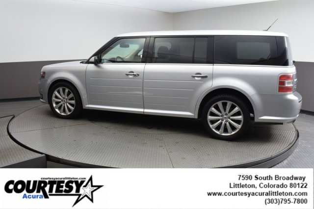 Pre-Owned 2016 Ford Flex Limited w/EcoBoost