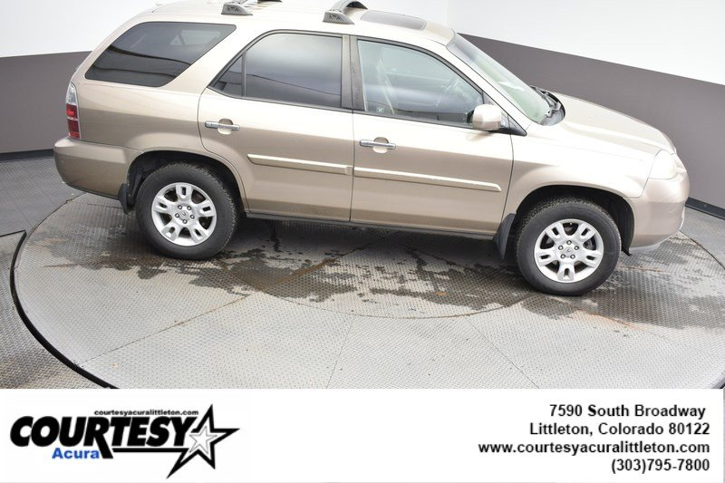 Pre-Owned 2005 Acura MDX Touring