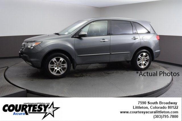 Pre-Owned 2008 Acura MDX Tech/Entertainment Pkg