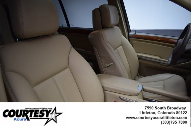 Pre-Owned 2008 Mercedes-Benz GL-Class 4.6L