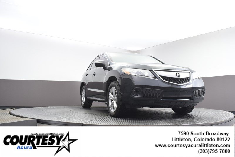 Pre-Owned 2014 Acura RDX
