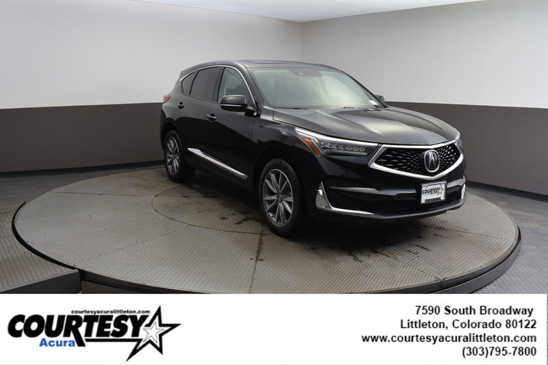 Pre-Owned 2019 Acura RDX w/Technology Pkg