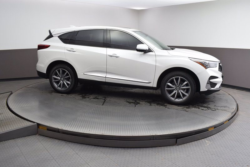 New 2021 Acura RDX SH-AWD with Technology Package Sport ...