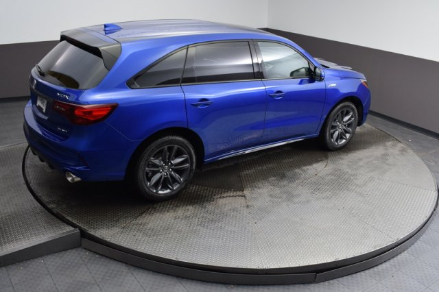 New 2019 Acura MDX SH-AWD with A-Spec Package