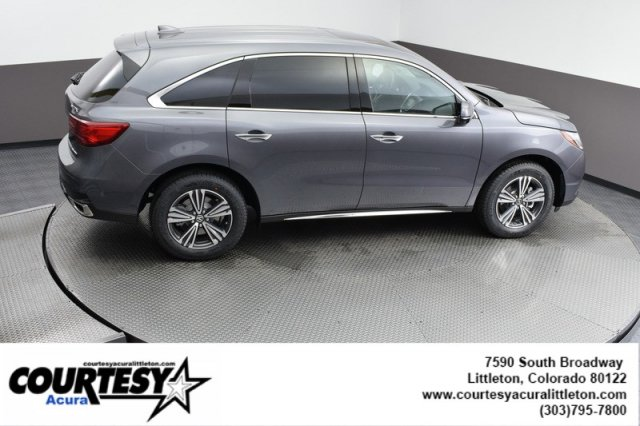 Pre-Owned 2018 Acura MDX 4MDX