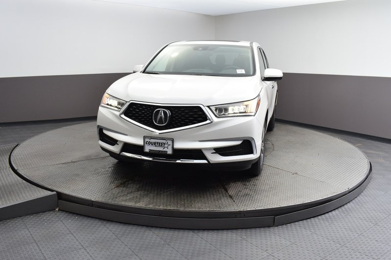 Pre-Owned 2019 Acura MDX BASE
