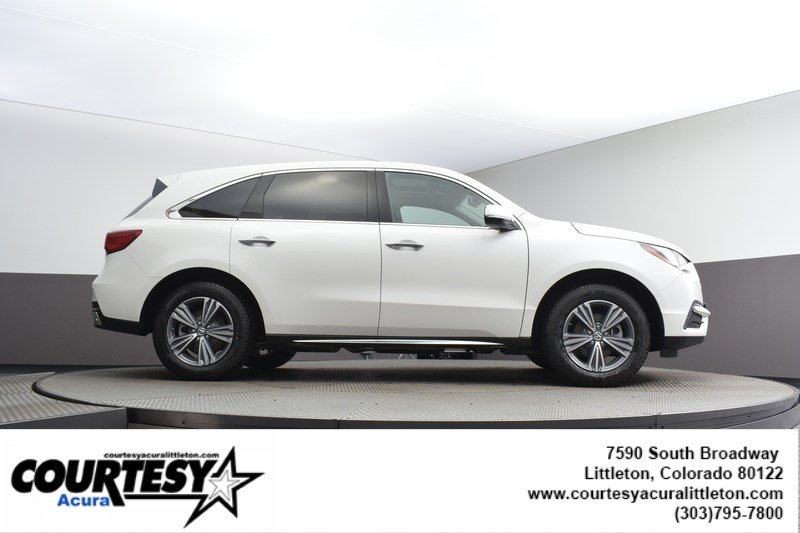 Pre-Owned 2019 Acura MDX 4MDX