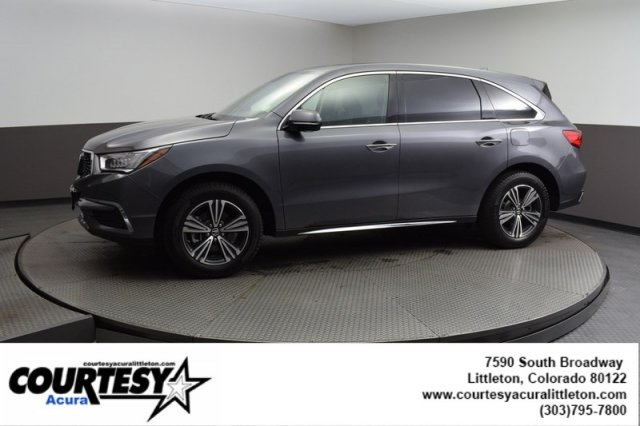 Certified Pre-Owned 2018 Acura MDX