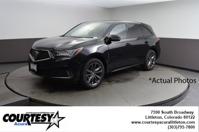 Pre-Owned 2019 Acura MDX w/Technology/Entertainment Pkg