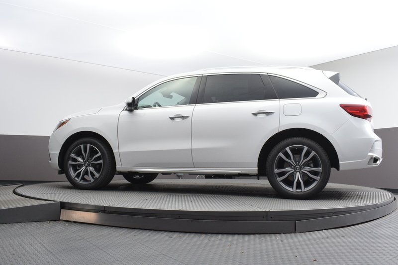 New 2020 Acura Mdx Sh Awd With Advance And Entertainment Packages With Navigation