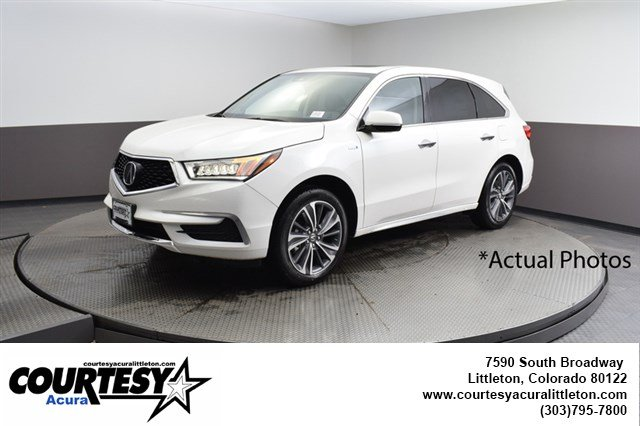 New 2019 Acura MDX Sport Hybrid SH-AWD with Technology Package