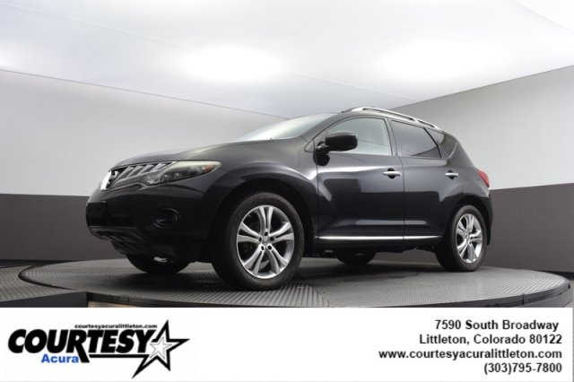 Pre-Owned 2009 Nissan Murano LE