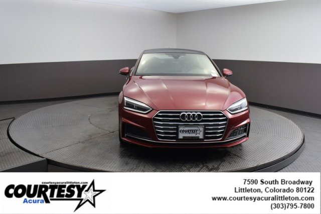 Pre-Owned 2018 Audi A5 Sportback Premium Plus