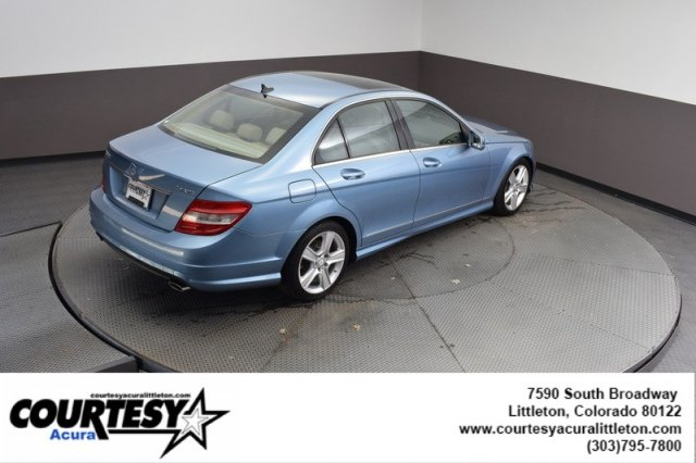 Pre-Owned 2011 Mercedes-Benz C-Class C 300 Luxury