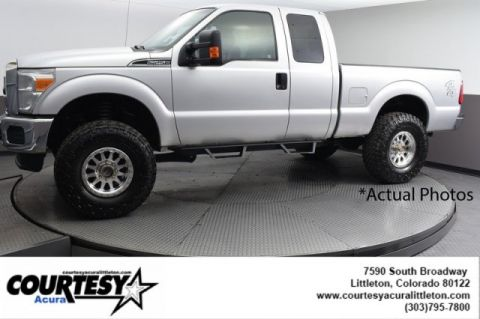 Pre-Owned 2012 Ford Super Duty F-250 SRW XLT