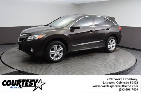 Used Acura RDX For Sale Near Denver Courtesy Acura - Acura rdx for sale