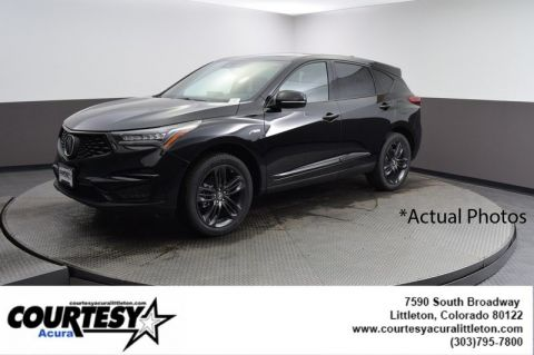 Pre Owned 2019 Acura Rdx W A Spec Pkg With Navigation 43 000