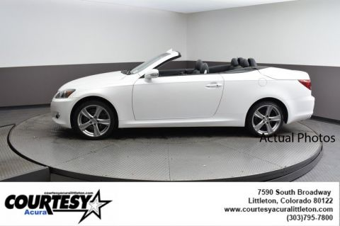 Pre-Owned 2012 Lexus IS 350C