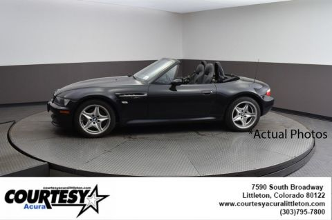 Pre-Owned 1999 BMW Z3 3.2L